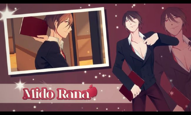 The substitute teacher is a pervert! Mido Rana  | Male