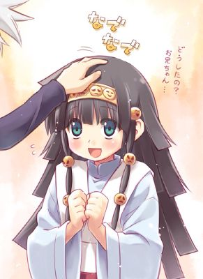 Image result for alluka hxh