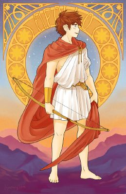 My God (Greek god Apollo x reader) (Completed)