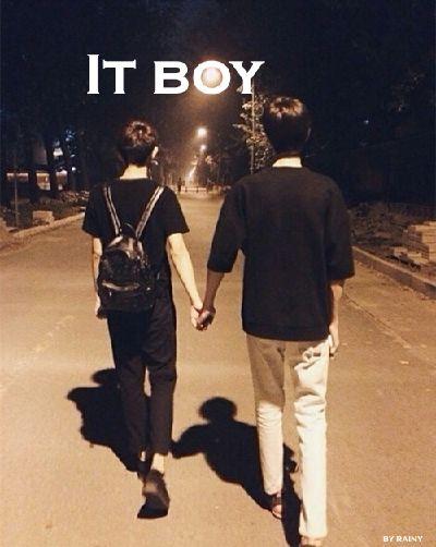 It Boy *No/MarkHyuck*