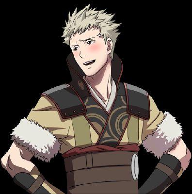 The Chosen Hero! (Owain) | Fire Emblem: Awakening/Fates/Echoes