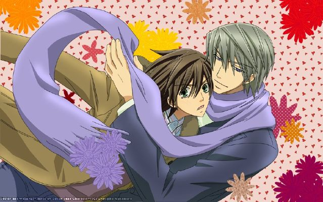 What junjou romantica character are you? - Quiz