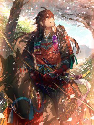 A samurai's princess(yandere samurai x female reader)