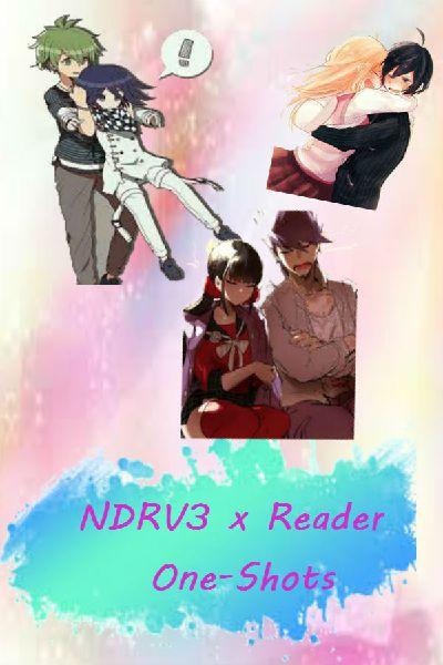Outcast | Shuichi x Depressed!Reader | NDRV3 x Reader One-Shots