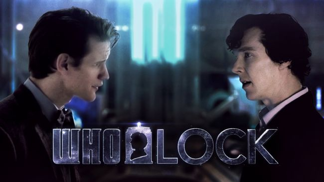WHOLOCK 11th DOCTOR WHO X READER X SHERLOCK HOLMES | Puns One-shot
