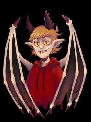 Cafe (Demon!Tord X Angel!Reader) | Eddsworld Oneshots [NO MORE REQUESTS]