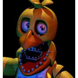 Unwithered Chica | Published | Funtime Freddy