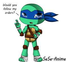 Such Potential Leo X Reader With Tmnt A Lot Can Happen Tmnt