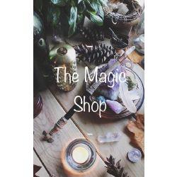 The Magic Shop (BTS x supernatural reader)