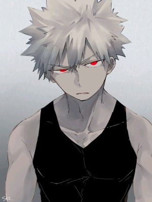 Defeat and Jealousy | Combustion and Bunny - Katsuki Bakugou x Reader