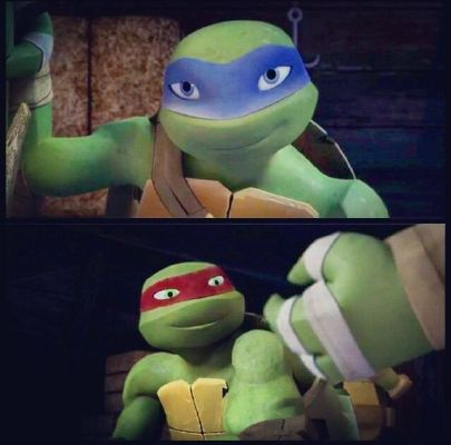 See You Again Leo Raph X Older Sister Reader Songfic With