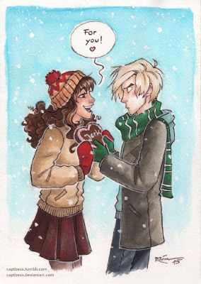 Draco and ginny veela fanfiction