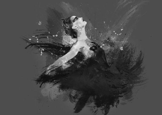 The Black Swan || Damian Wayne