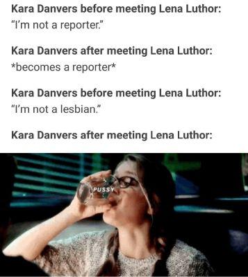 Kira Part 2: Supercorp   Supercorp & Sanvers Oneshots