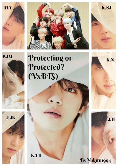 Bulletproof | Protecting Or Protected? (VxBTS)