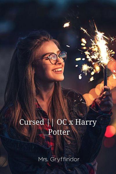 Cursed    OC x Harry Potter
