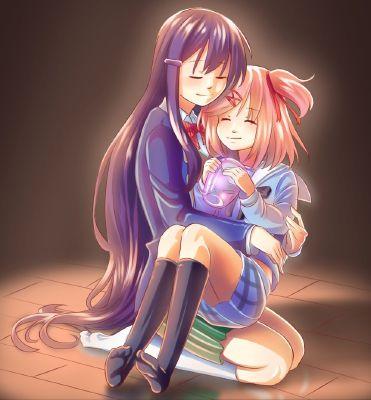 I Care, I Love You | DDLC) It Hurts - Natsuki fanfiction