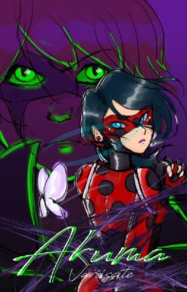 Akuma - Miraculous Ladybug AU