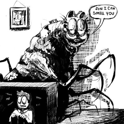 Garfield The Lasagna Saga