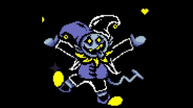 Reasonable Chaos- (Jevil x Female!Reader)