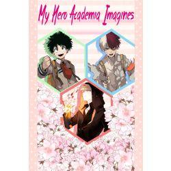 They're Mine! (Bakugou Katsuki)   My Hero Academia Imagines