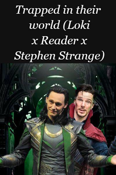 Loki X Scared Reader
