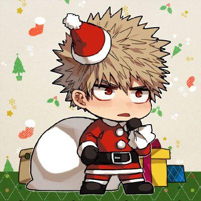 ✳ christmas special ✳] | Speak (Bakugou Katsuki x Reader)