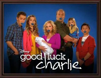 Team Mom Hang In There Gabby 3 Good Luck Charlie Gabe Duncan Love Story