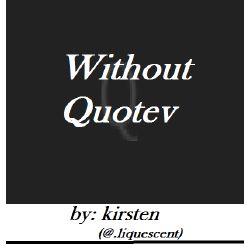 No Quotev