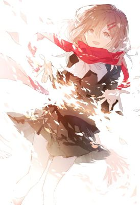 Scarf Red (Naruto Various x reader) harem