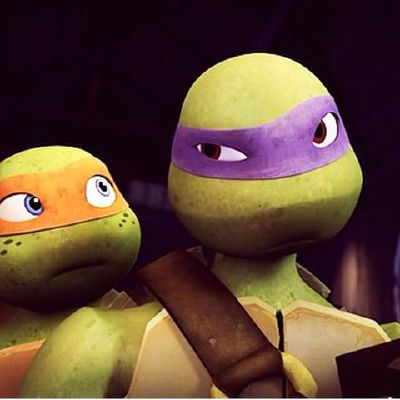 When You Meet Him Again Mikey And Donnie Tmnt 2012 Boyfriend