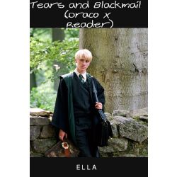 Dinner | Tears and Blackmail (Draco x Reader)