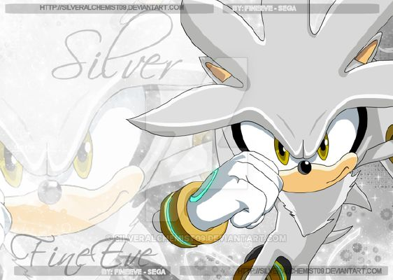 Silver The Hedgehog Sonic Boys X Reader Oneshots