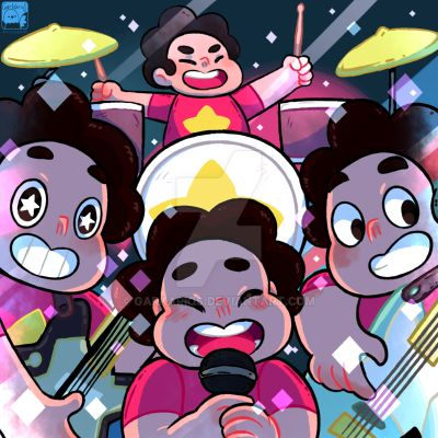 Steven universe songs lyrics