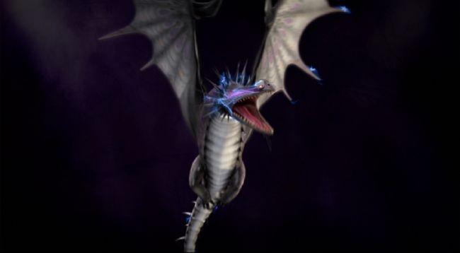Dragons' Justice