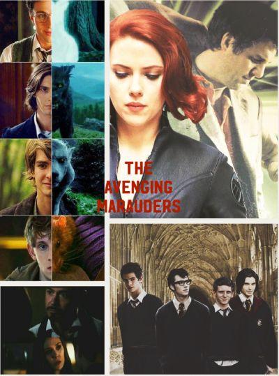 The Avenging Marauders (A Marauders Era/Avengers Story)