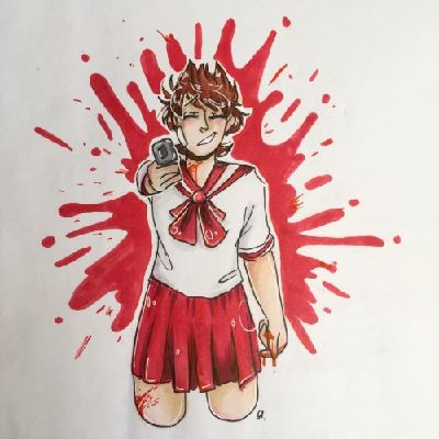 Passive? I think not  [Yandere!Tord x Reader x Tom