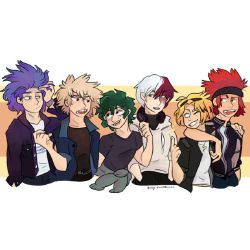 Who's your bnha sibling? - Quiz