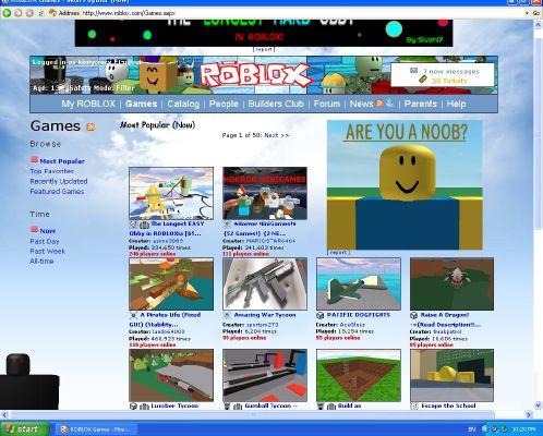Roblox 2009 Noob 2009 Halloween Update Roblox Creepypasta
