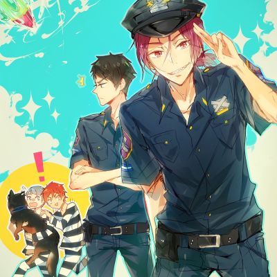 Free Fanfiction Who Are You Again Rin Matsuoka X Reader You giggle, a hand covering your mouth. rin matsuoka x reader