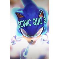 Sonic The Hedgehog Quiz 3 Test