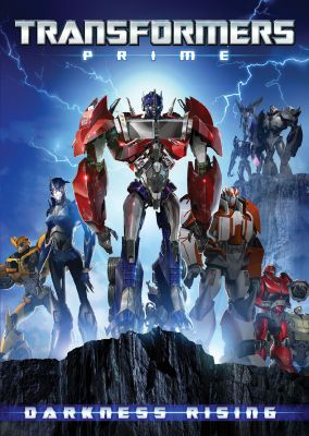 Transformers Prime: Autobots x Winged!Reader | Multifandom Book of