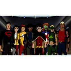 Young Justice Batman Stories