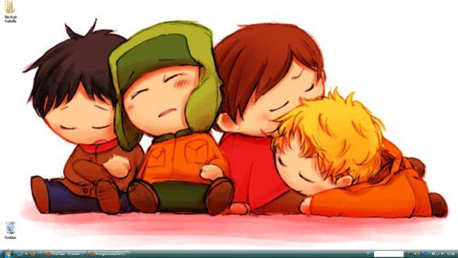 Keep My Heart Whole (South Park Boys x Reader)