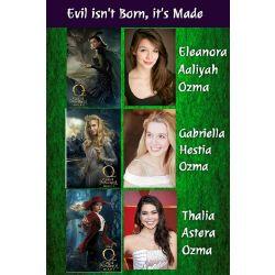 Chapter 2 | Evil isn't Born, it's Made (OtGaP/Descendants fanfic)