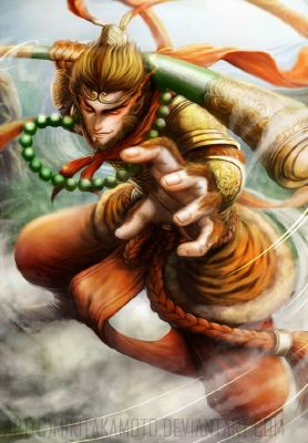 Sun Wukong | Love of the Ancients(Yandere Gods x Reader)