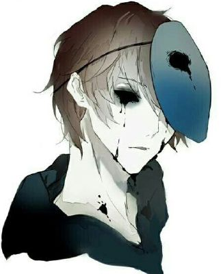 Eyeless Jack x Blind!Reader- what if you two were in a Yandere