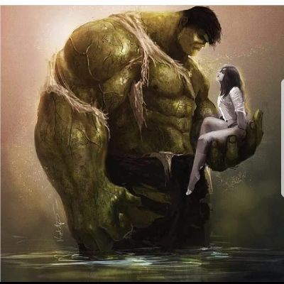 Before Time (A Hulk Love Story)