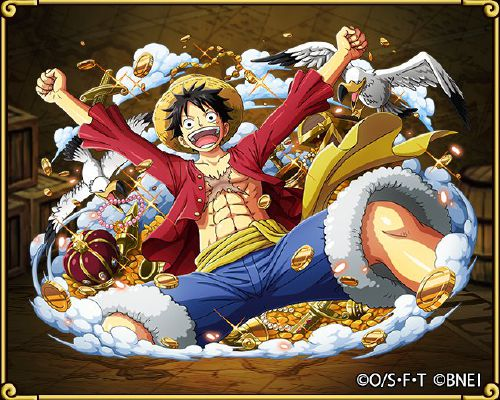 Hangover: One Piece Style!