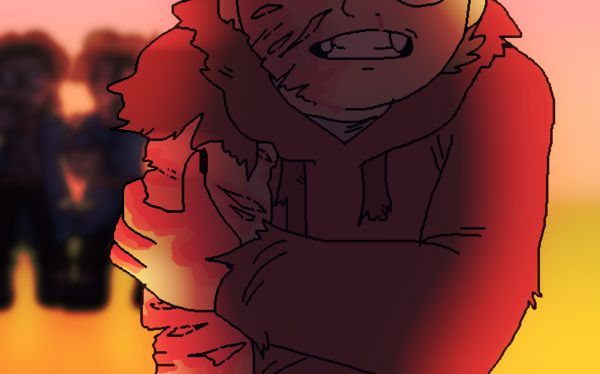 Tord X Abused Reader